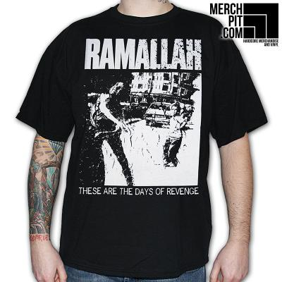 Ramallah - Days Of Revenge - T-Shirt