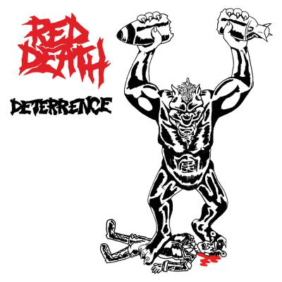 "RED DEATH ´Deterrence´ [7""]"