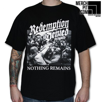 Redemption Denied - Live Shot - T-Shirt