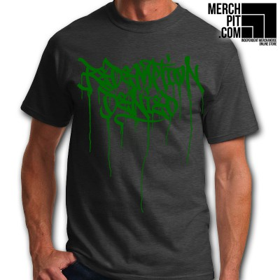 Redemption Denied - Logo - T-Shirt