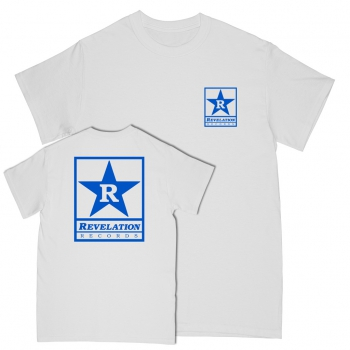 REVELATION RECORDS ´Classic Design´ White [Shirt]