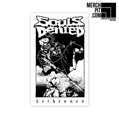 SOULS DENIED ´Dethroned´ [Tape]