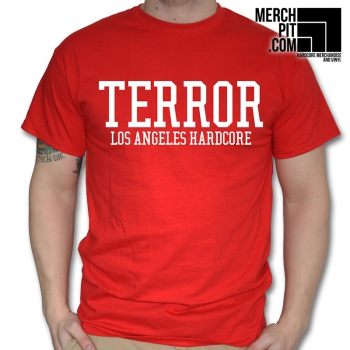 Terror - Always The Hard Way - T-Shirt