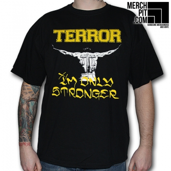 TERROR ´Only Stronger´ [Shirt]