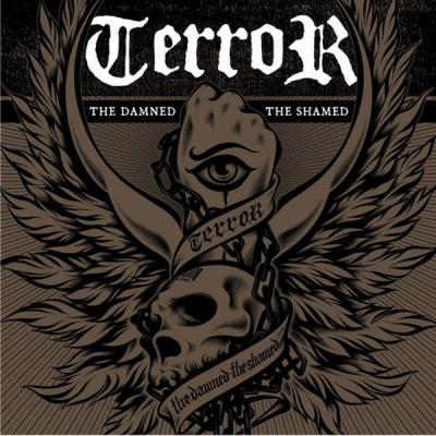 TERROR ´The Damned, The Shamed´ LP