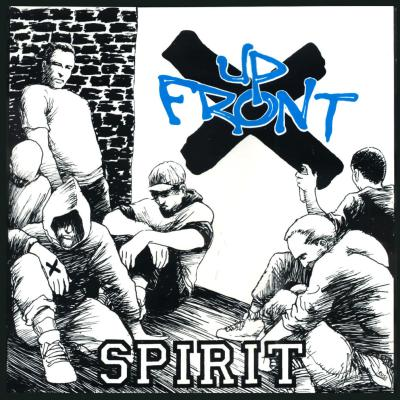 UP FRONT ´Spirit´ LP