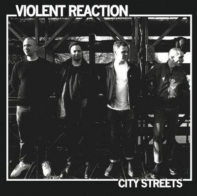 VIOLENT REACTION ´City Streets` [LP]