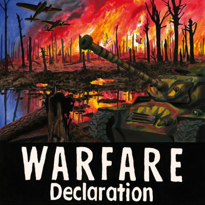 WARFARE ´Declaration´ [LP]