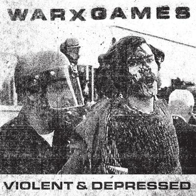 "WAR X GAMES ´Violent & Depressed´ [7""]"
