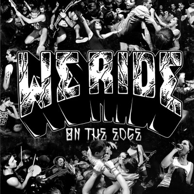 WE RIDE ´On The Edge` [LP]