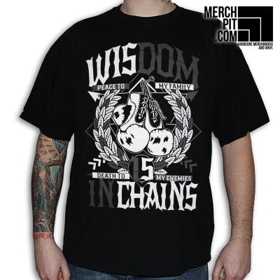 Wisdom In Chains - Boxing - T-Shirt
