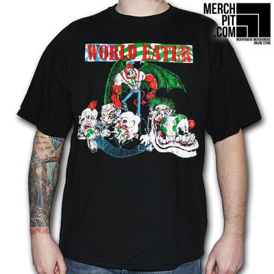World Eater - Cause For Alarm - T-Shirt