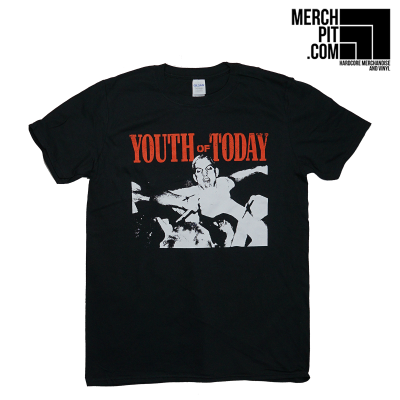 YOUTH OF TODAY ´Live´ - Black T-Shirt