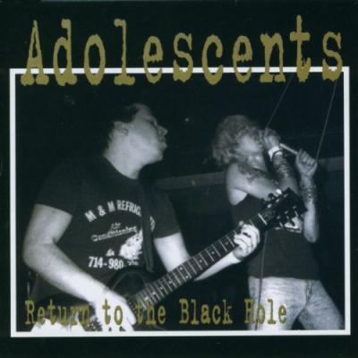 ADOLESCENTS ´Return To The Black Hole´ LP