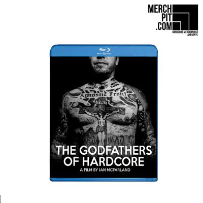 AGNOSTIC FRONT ´The Godfathers Of Hardcore´ [Bluray]