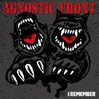AGNOSTIC FRONT ´I Remember´ 7""