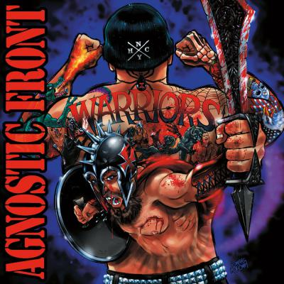 AGNOSTIC FRONT ´Warriors´ LP