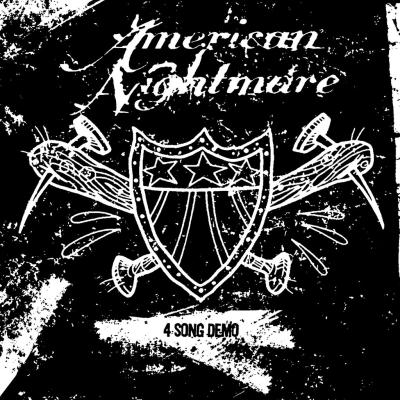 "AMERICAN NIGHTMARE ´4 Song Demo´ [7""]"