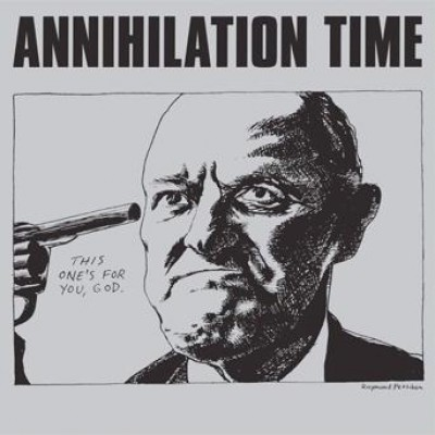 ANNIHILATION TIME ´Annihilation Time´ 12""