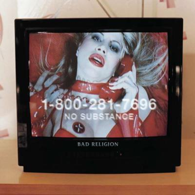 BAD RELIGION ´No Substance´ LP