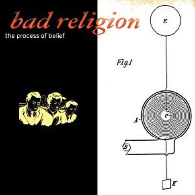 BAD RELIGION ´The Process Of Belief´ LP