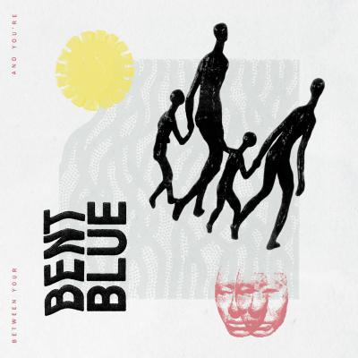 BENT BLUE ´Between Your And You're | Demo´ [Tape]