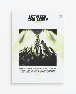BETWEEN THE LINES Fanzine - Issue #6
