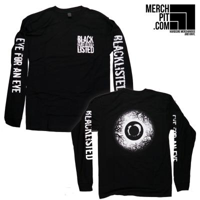 BLACKLISTED ´Eye For An Eye´ [Longsleeve]