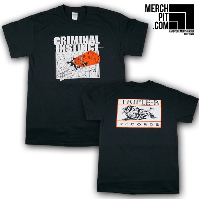 CRIMINAL INSTINCT ´Sweet Dreams´ Shirt