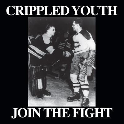 "CRIPPLED YOUTH ´Join The Fight´ [7""]"