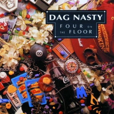 DAG NASTY ´Four On The Floor´ LP