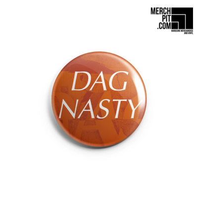 DAG NASTY ´Minority Of One´ - Button