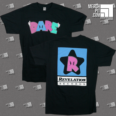 DARE ´Logo´ - Black T-Shirt