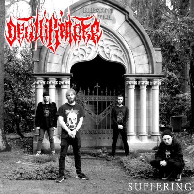 "DEATHBEARER ´Suffering´ [7""]"