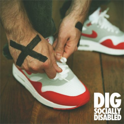 DIG ´Socially Disabled´ [Tape]