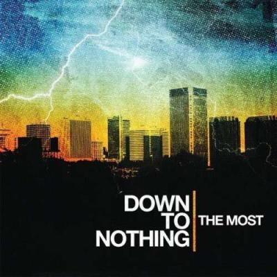DOWN TO NOTHING ´The Most´ [LP]