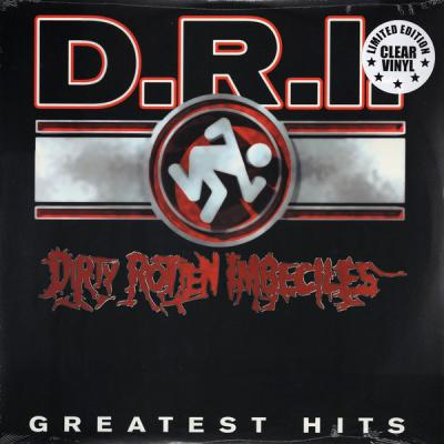 D.R.I. ´The Greatest Hits´ [LP]
