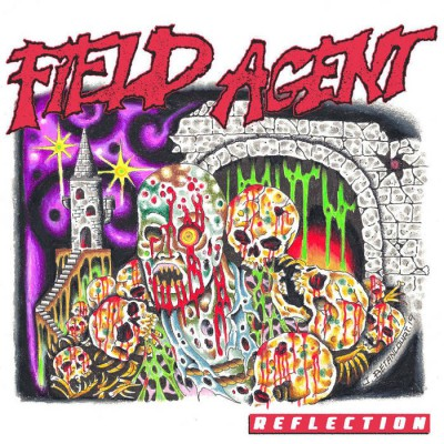 FIELD AGENT ´Reflection´ [LP]