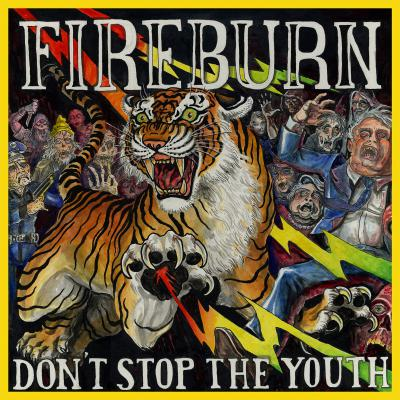 FIREBURN ´Don't Stop The Youth´ LP