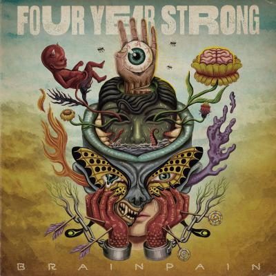 FOUR YEAR STRONG ´Brain Pain ´ [LP]