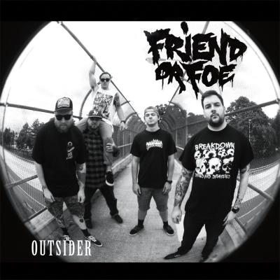 "FRIEND OR FOE ´Outsider´ [7""]"