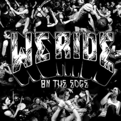 WE RIDE ´On The Edge´ [CD]