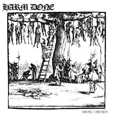 HARM DONE ´Abuse/Abused´ [LP]