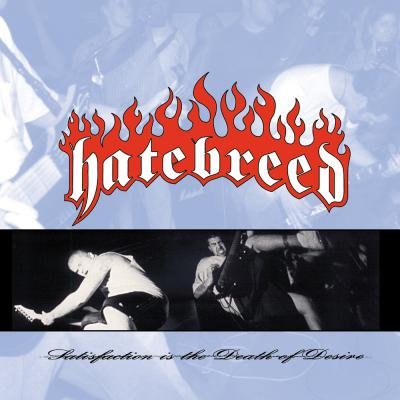 HATEBREED ´Satisfaction Is The Death Of Desire´- LP