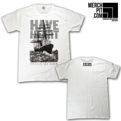 HAVE HEART ´Watch Me Sink´ [Shirt]