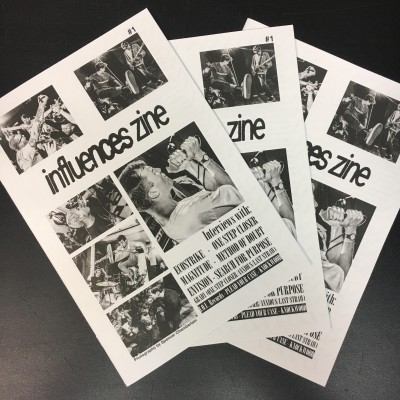 INFLUCENCES Fanzine Issue #1