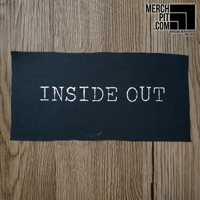 INSIDE OUT ´Logo´ [Patch]