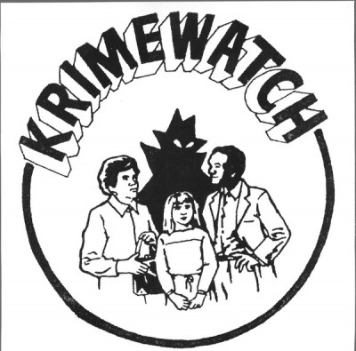 "KRIMEWATCH ´Machismo / New York Nightmare´ [7"" Flexi]"