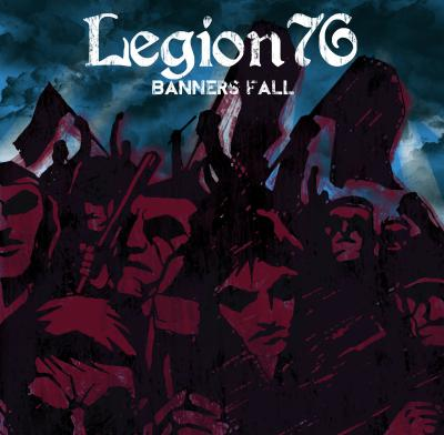 "LEGION 76 ´Banners Fall´ [10""]"