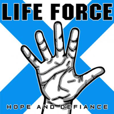 LIFE FORCE ´Hope And Defiance´ LP